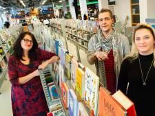 Dragqueen, vluchtelinge en regenboogmoeder zijn vandaag 'open boek' in Goudse bibliotheek