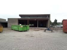 Vernieuwbouw Drie Ranken in volle gang