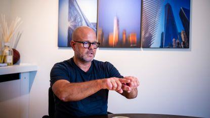 """Bart Verhaeghe (54) maakt zich zorgen over land in stilstand: """"Alleen durf kan ons redden"""""""