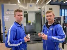 Frezers strijden in Hengelo voor ticket naar Rusland
