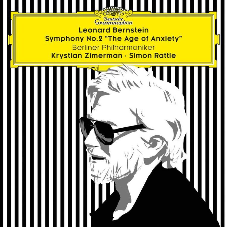 The Age of Anxiety, Leonard Bernstein Beeld -