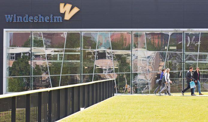 Hogeschool Windesheim in Zwolle.