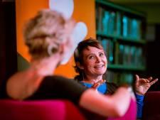 Griet Op de Beeck vertelt over nieuw boek in Nijmeegse bibliotheek