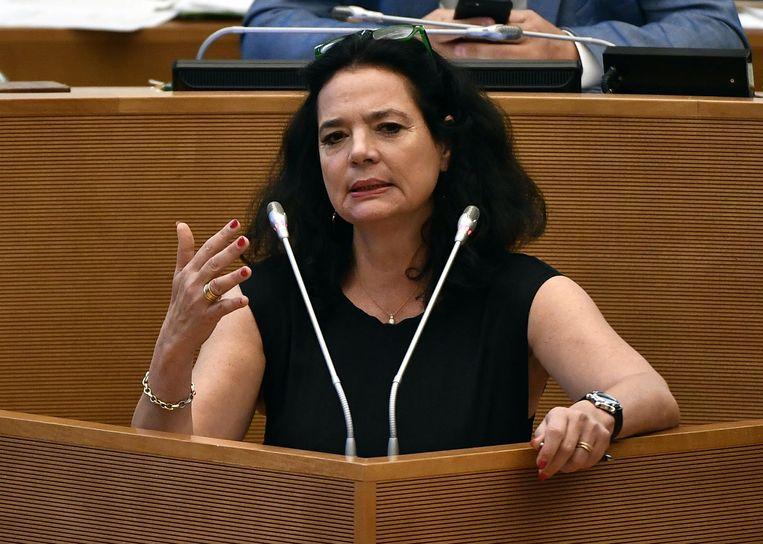 Christine Defraigne (MR) is de oprichtster van de RLP.