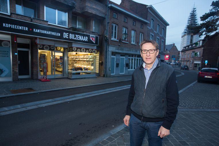 Laatste krantenwinkel in Bilzen ( De Bilzenaar) gaat dicht. Benny Nulens gaat met pensioen.