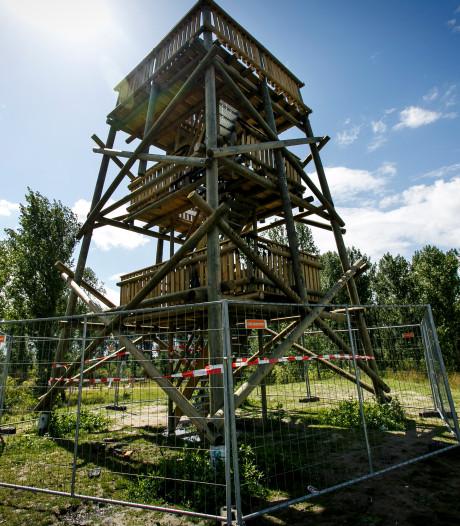 Turen door de polder: Nieuwe uitkijktoren komt eraan