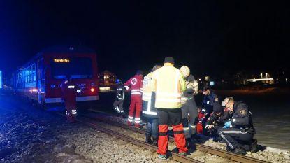 Belg (27) gegrepen door trein nabij Tirol en overleden