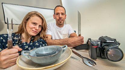 """Wesley en Ann-Sophie zijn wereldtop in voedselfotografie: """"Onze passie is ook kunst. Dat wordt onderschat"""""""