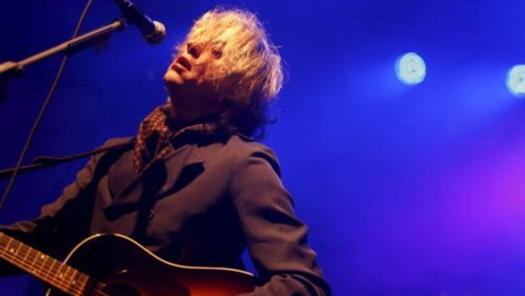 Bob Geldof tijdens een concert in Polen, vorig jaar. ANP Beeld