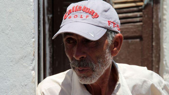 De vader van schutter Seifeddine Rezgui.
