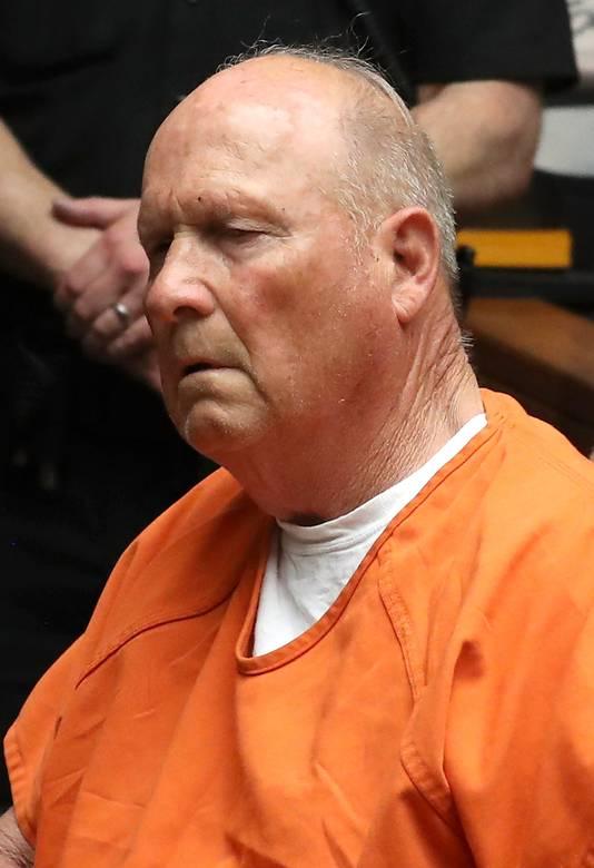 Joseph James DeAngelo, de vermoedelijke Golden State Killer.