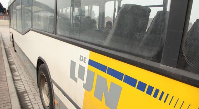 De bussen rijden op oudjaar en Nieuwjaarsdag onafgebroken tussen Vilvoorde en Mechelen.