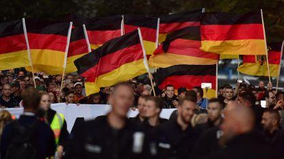 """""""Nazinoodtoestand"""" uitgeroepen in Duitse stad Dresden"""
