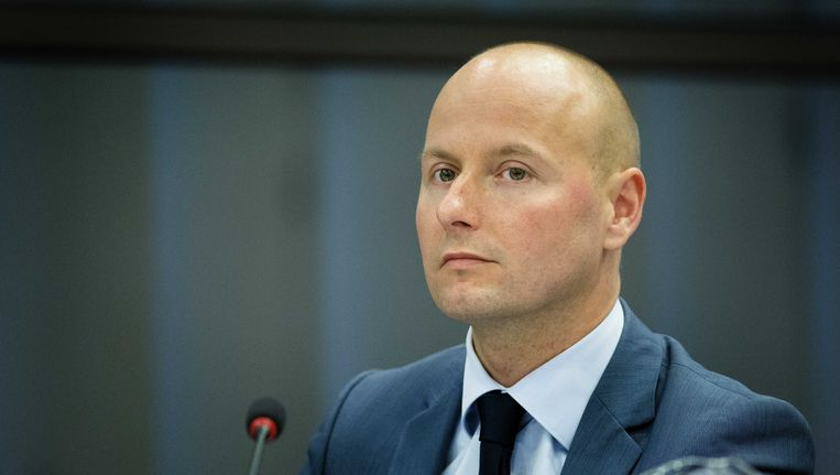 VVD'er Mark Verheijen Beeld anp