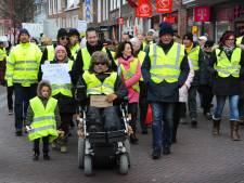 Startpunt demonstratie gele hesjes Oss verplaatst naar de Lievekamp