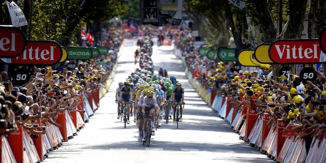 De Tour de France in 21 zinnen