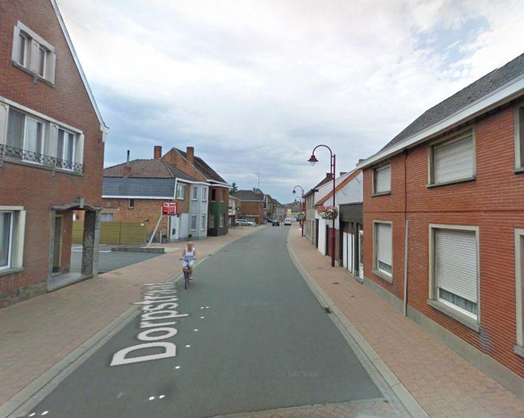 Dorpstraat Serskamp