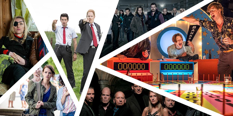 Vlaamse series op VTM GO Beeld VTM | Humo