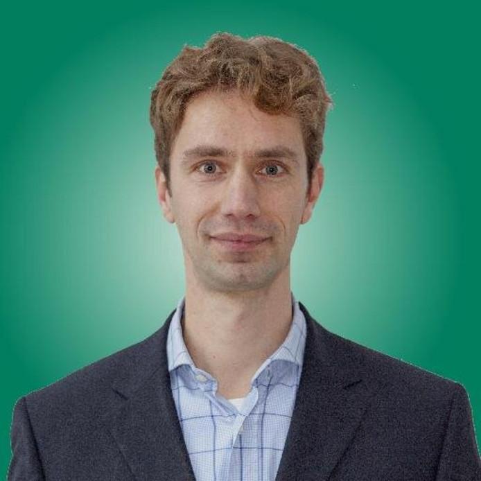 Oud-fractieleider Pieter Bas ter Maat