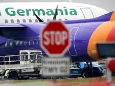 Koffers staan klaar, maar vlucht naar zon ging niet: vliegmaatschappij Germania failliet