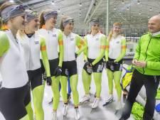 Schaatsteam RTC Oost heeft opnieuw rijdster op WK voor junioren