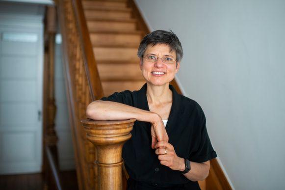Gouverneur Cathy Berx.