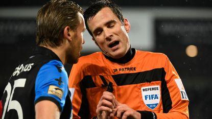 VIDEO. Club baalt in Kortrijk: blauw-zwart kan opnieuw niet winnen in CL-week, goal van Dennis werd na rust afgekeurd na tussenkomst van de VAR