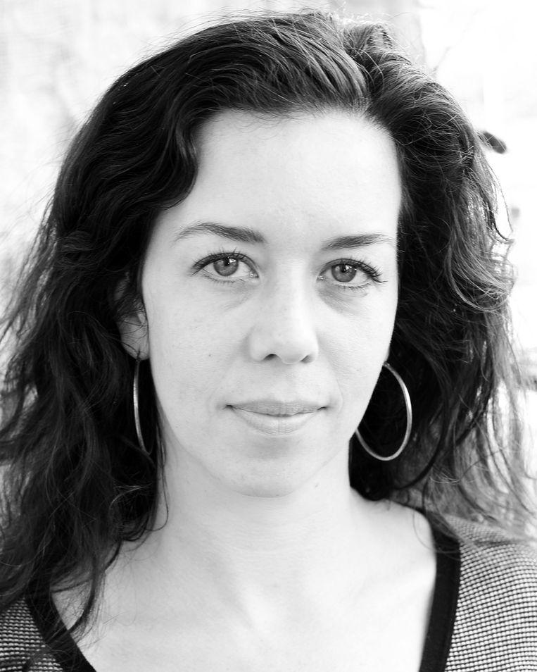 Marenne Jansen (37) promoveert vrijdag op haar onderzoek naar militair leiderschap  Beeld Claire Felicie