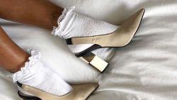 De trend du moment: korte sokjes om je outfit helemaal lenteproof te maken