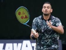 Le coup de gueule de Nick Kyrgios contre le président de l'ATP