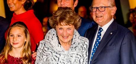 Miljoen kijkers zien Ivo Niehe's TV Show over jarige prinses Margriet