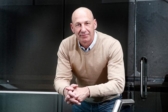 Marcel Mul, teammanager bij FC Utrecht.