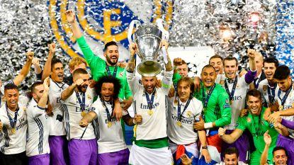 Ook grote rivaal Barcelona en prominenten binnen voetbalwereld feliciteren Real voor grootse prestatie