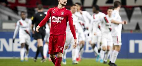 FC Twente hekkensluiter na late nederlaag tegen ADO