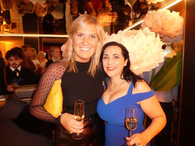 Brandmanager Isabelle van Galen en hotelmanager Natalia Álvarez Pereiro: