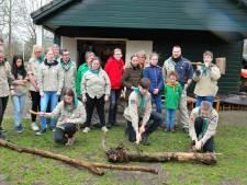 Scoutinggroep De Strandvogels uit Oostvoorne viert 80-jarig jubileum