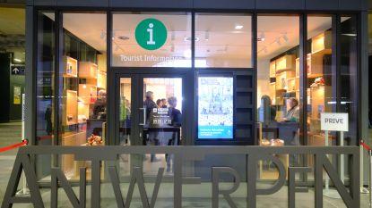 Nu ook stadswinkel in Centraal Station