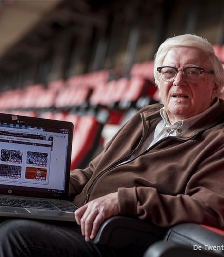 Het levenswerk van Martin Peters vertelt boeiende feiten over FC Twente