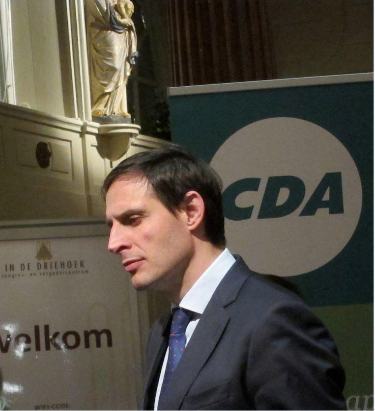 Wopke Hoekstra:  'It depends, ça dépend, het hangt er van af.'  Beeld