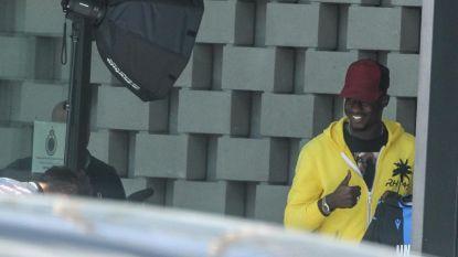 Diagne NIET naar Anderlecht, WEL naar Club Brugge dat hem huurt met optie op aankoop van 13 miljoen