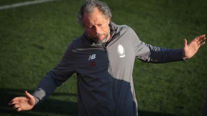 """Preud'homme nadat Standard 0-2-achterstand nog omzette in zege: """"Iedereen voetbalde zoals we het willen"""""""