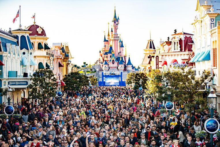 Disneyland Parijs. Beeld ANP