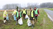 Natuurpunt en Ternat doen mee aan 'World Cleanup Day'