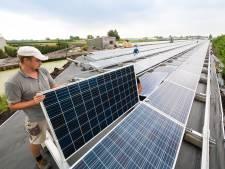 Gemeente Utrecht koploper: meeste zonnestroom in de regio