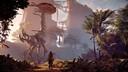 Een still uit het videospel