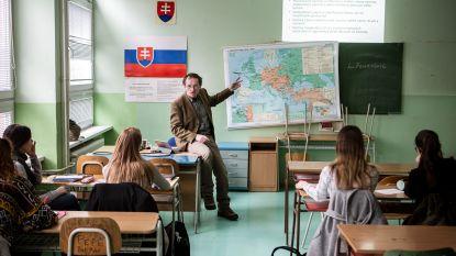 Bij Slowaakse jongeren zijn de neofascisten favoriet. Deze geschiedenisleraar strijdt tegen nepnieuws