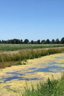 Totaal verbod op gebruik oppervlaktewater