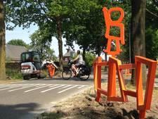 Oversteken in Berkel-Enschot is nu een stuk leuker, dankzij Jantje Beton