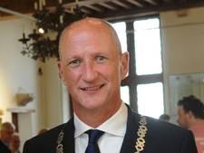 Van der Zwaag herbenoemd als burgemeester Veere