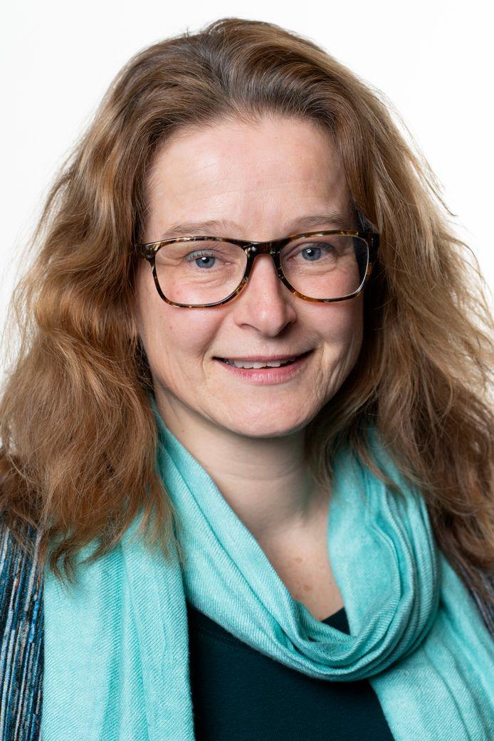 Edith van Dijk, Statenlid voor PvdA in Noord-Brabant.